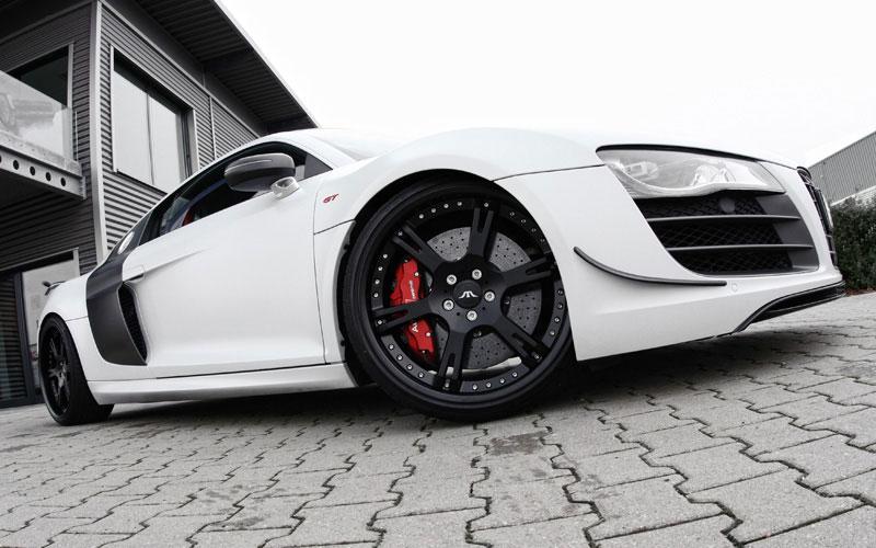 Wheelsandmore představil Audi R8 GT Supersport Edition s výkonem 611 koní 4