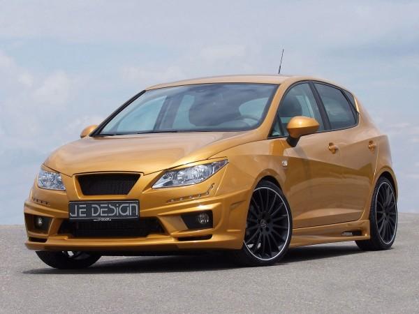 Zlatý Seat Ibiza od JE Design 1