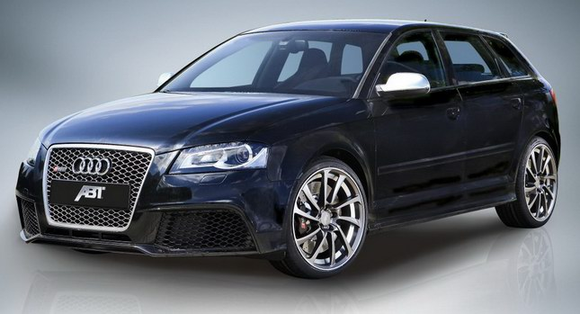 ABT do Audi RS3 Sportback nacpal 470 koní 1