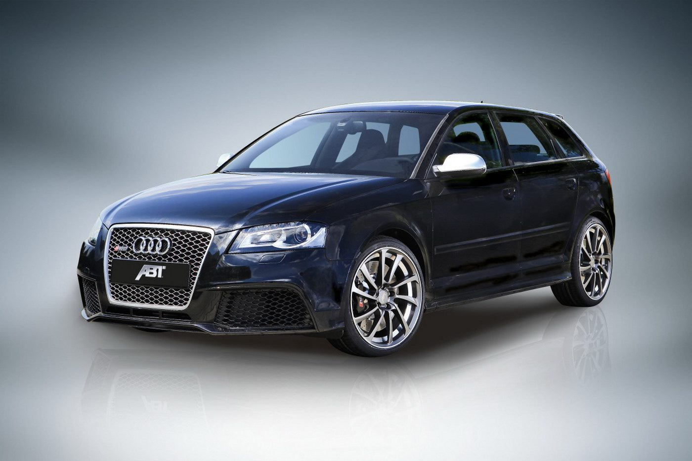 ABT do Audi RS3 Sportback nacpal 470 koní 3