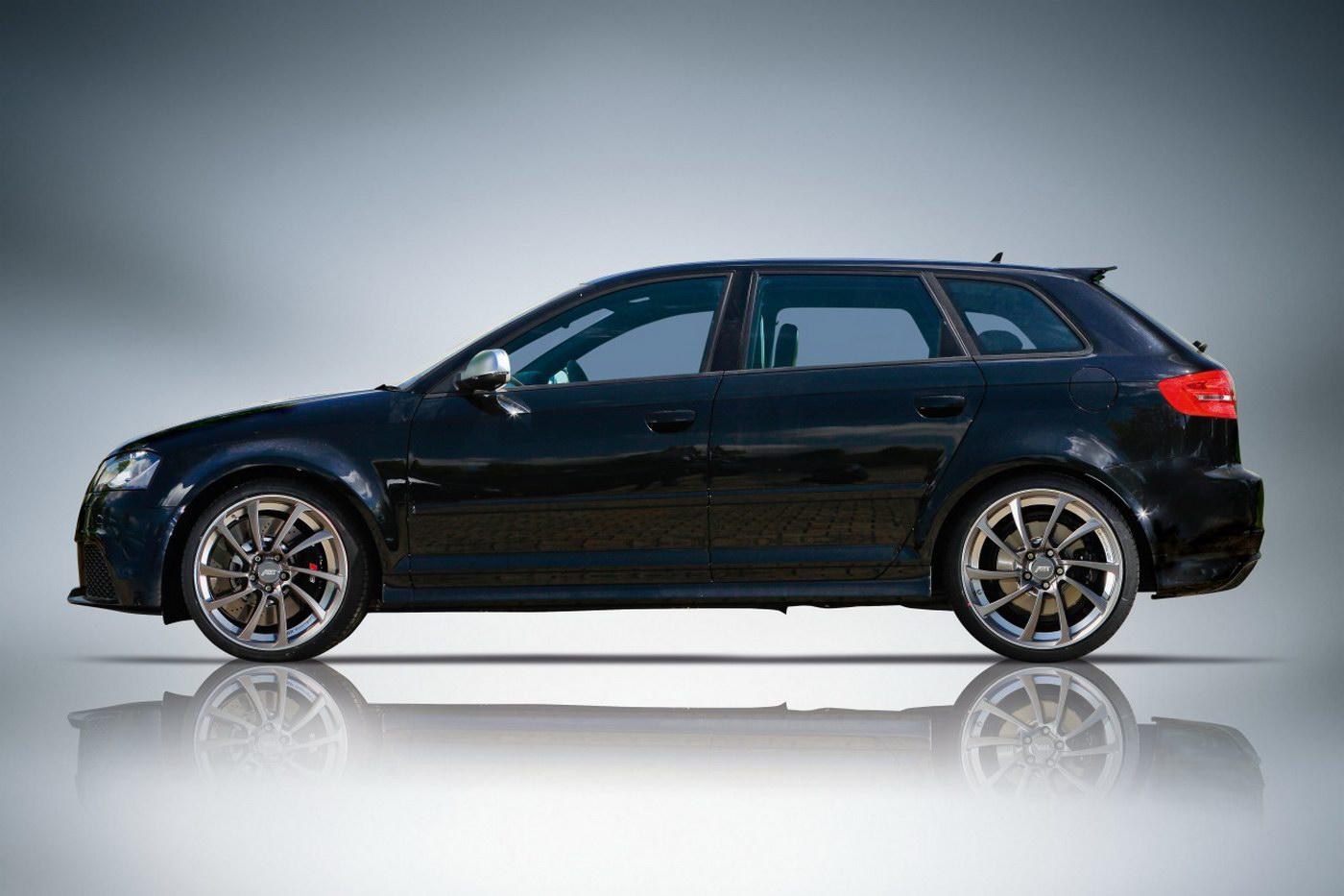ABT do Audi RS3 Sportback nacpal 470 koní 4