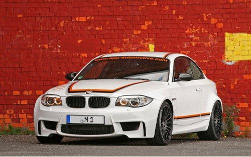 APP Europe představuje BMW 1 M s výkonem 410 koní 1