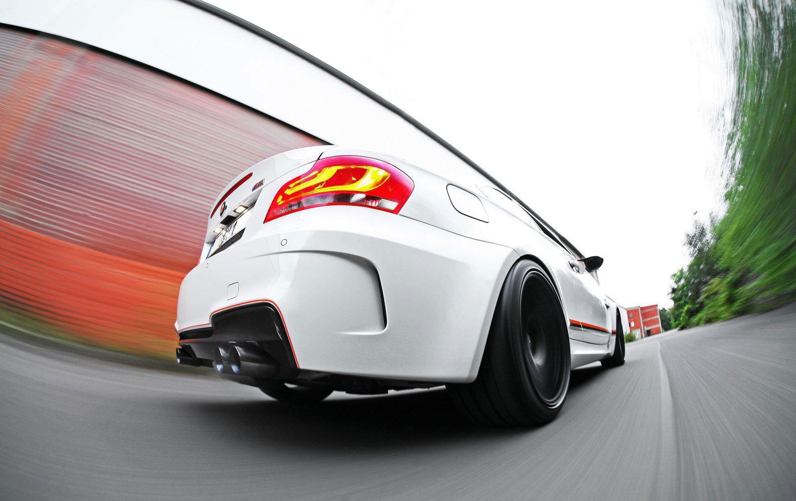APP Europe představuje BMW 1 M s výkonem 410 koní 10