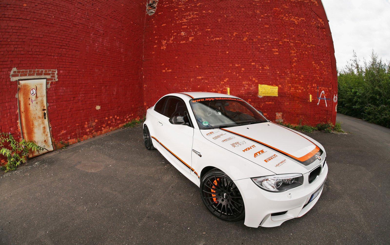 APP Europe představuje BMW 1 M s výkonem 410 koní 11