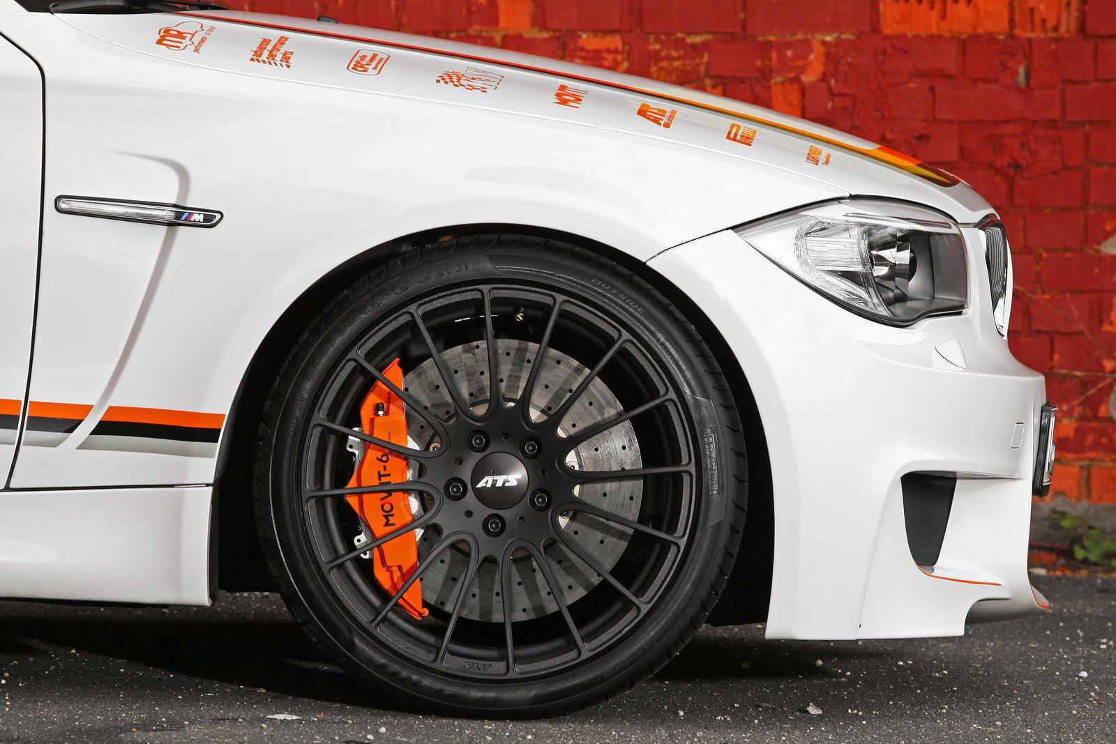 APP Europe představuje BMW 1 M s výkonem 410 koní 3