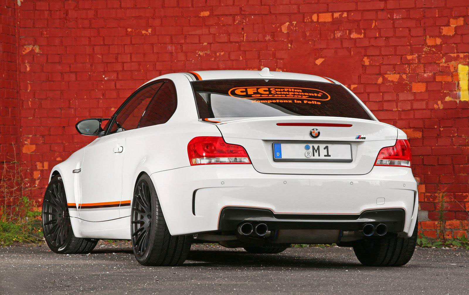 APP Europe představuje BMW 1 M s výkonem 410 koní 5