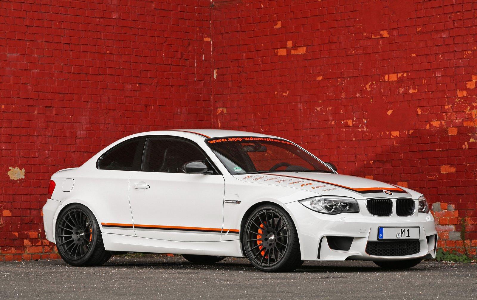 APP Europe představuje BMW 1 M s výkonem 410 koní 7