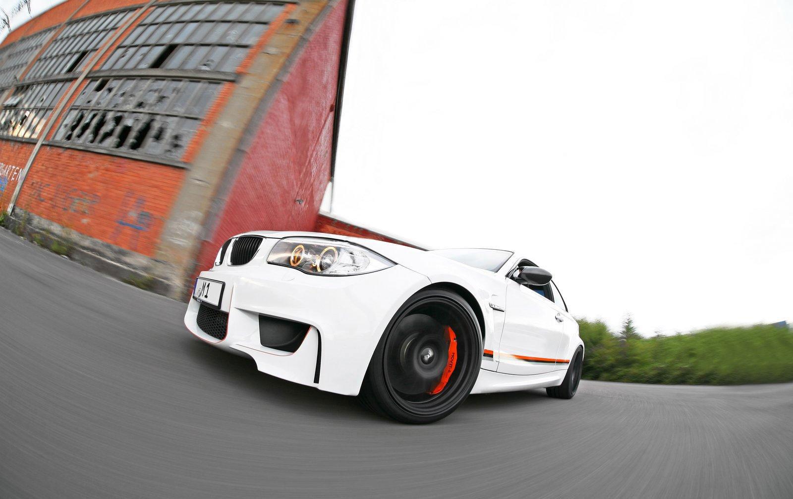 APP Europe představuje BMW 1 M s výkonem 410 koní 9