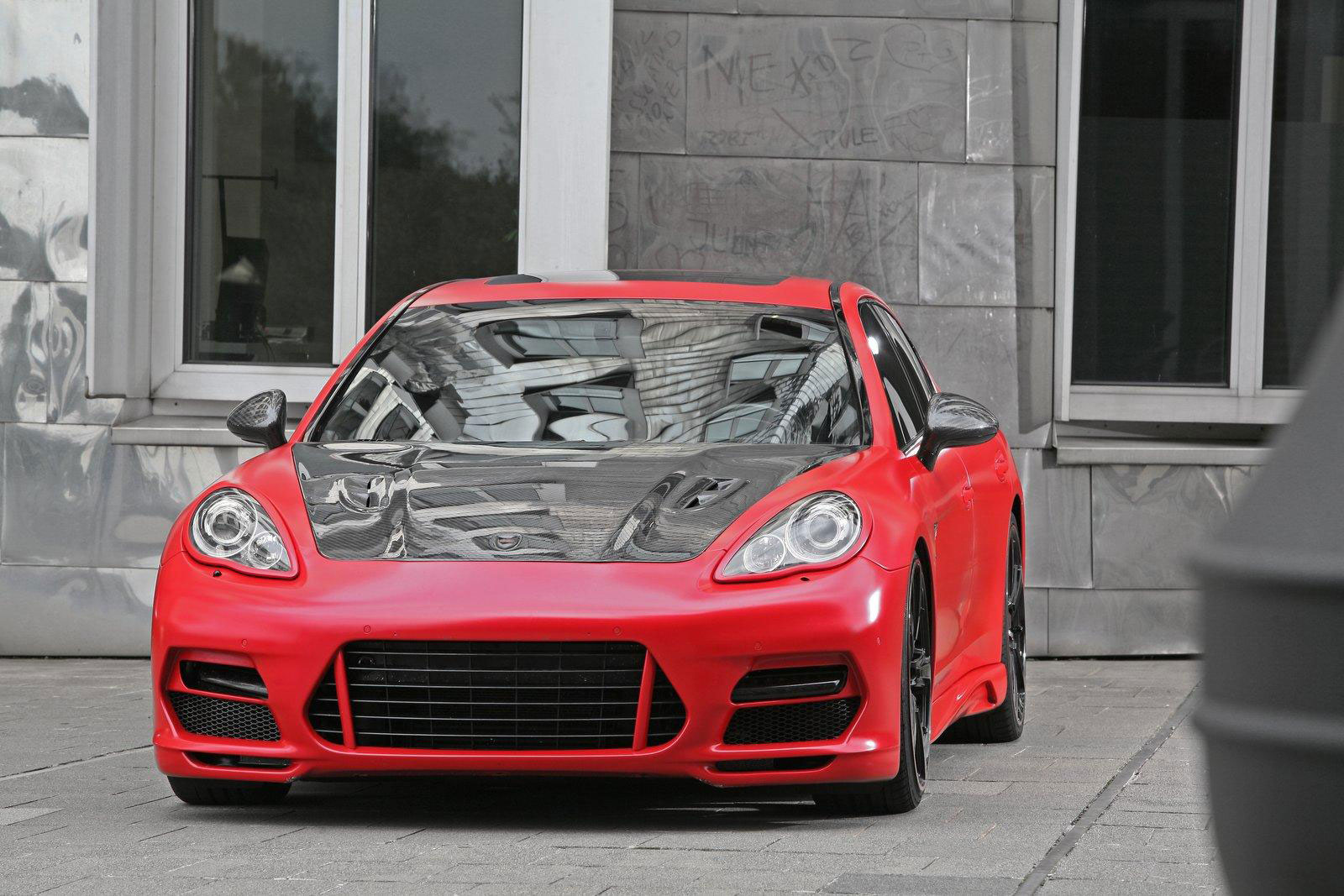 Anderson Germany představil Porsche Panamera Red Race Edition 1