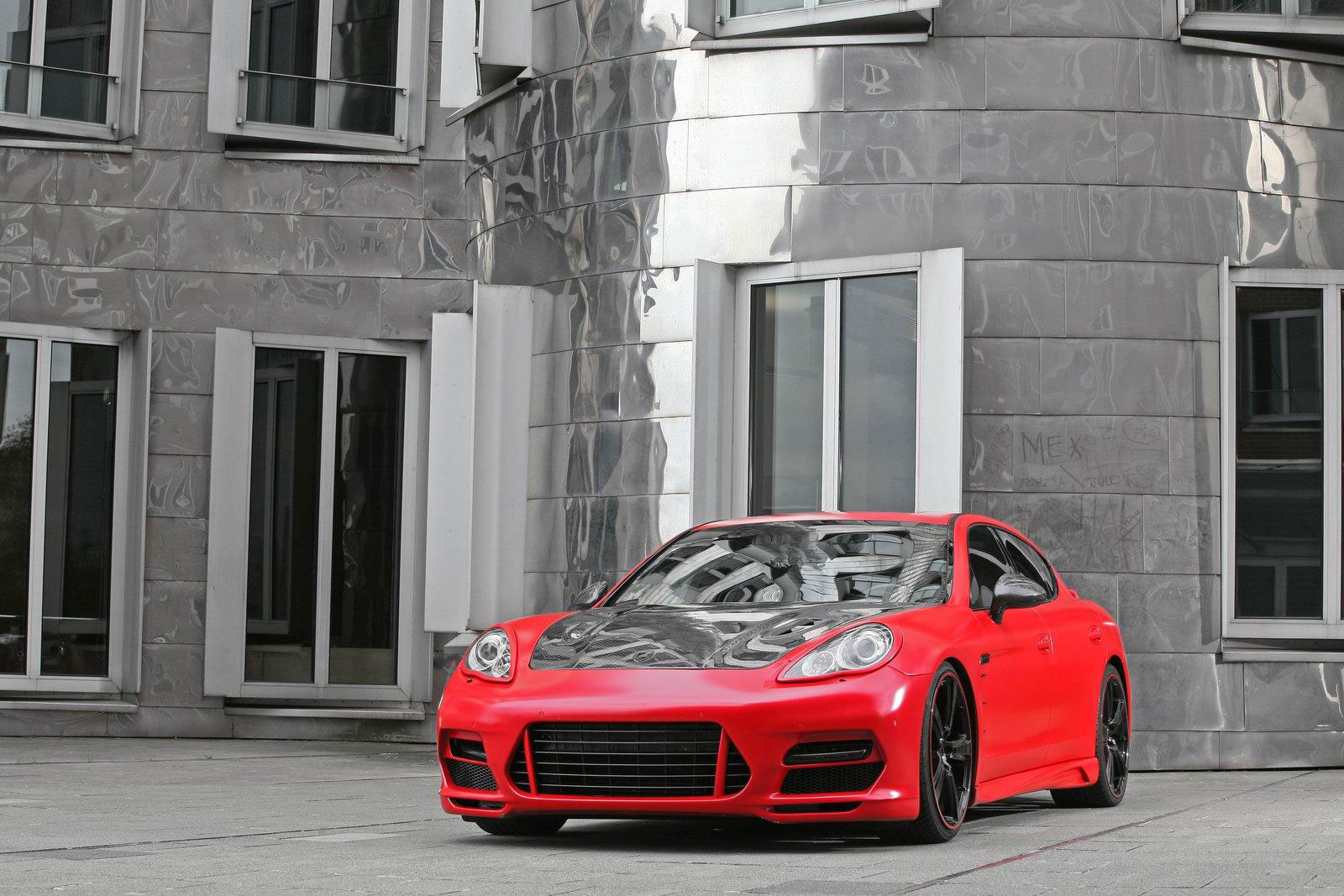 Anderson Germany představil Porsche Panamera Red Race Edition 5