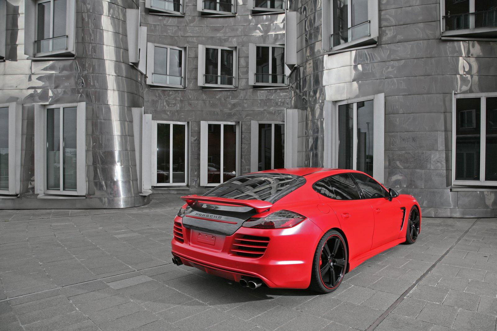 Anderson Germany představil Porsche Panamera Red Race Edition 6