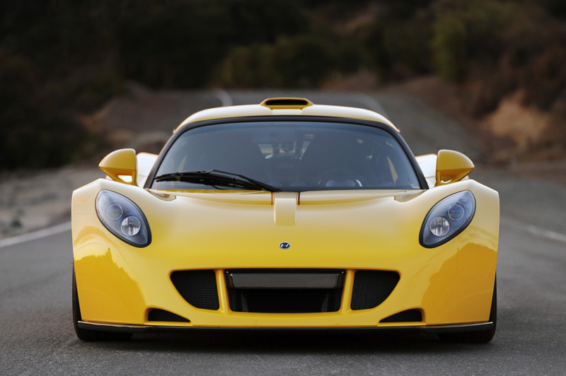 Hennessey Venom GT - 1200 koní, kteří zvládnou 443 kmh 5