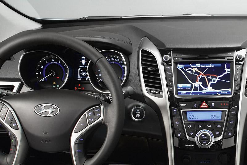 Hyundai i30, druhá generace v roce 2012 1