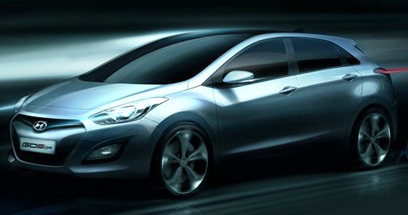 Hyundai i30, druhá generace v roce 2012 10