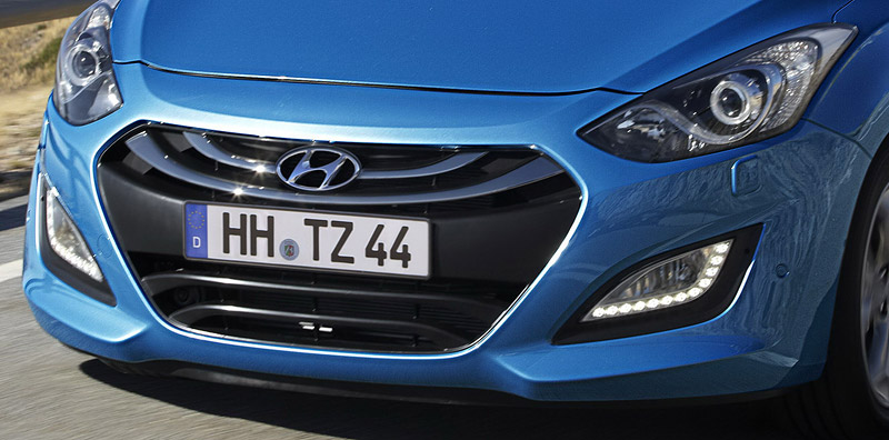 Hyundai i30, druhá generace v roce 2012 8