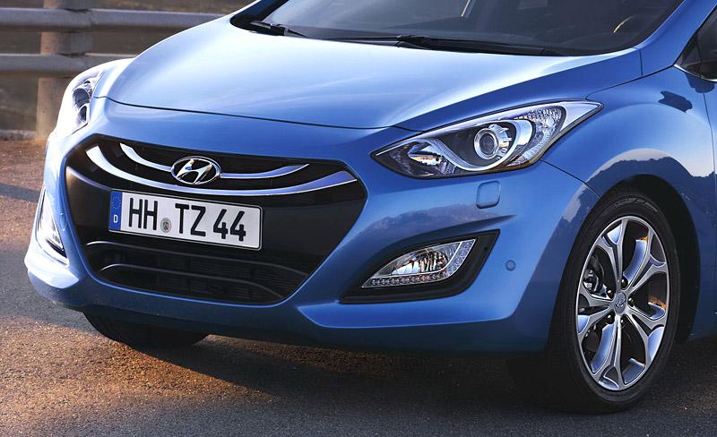 Hyundai i30, druhá generace v roce 2012 9