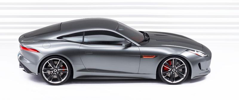 Jaguar ve Frankfurtu představí C-X16 12