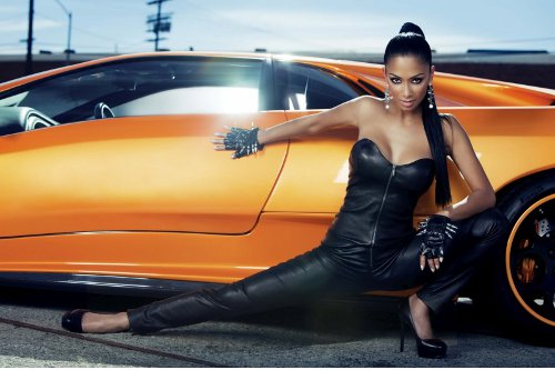 Lamborghini Diablo a Nicole Scherzinger 1 - nahled