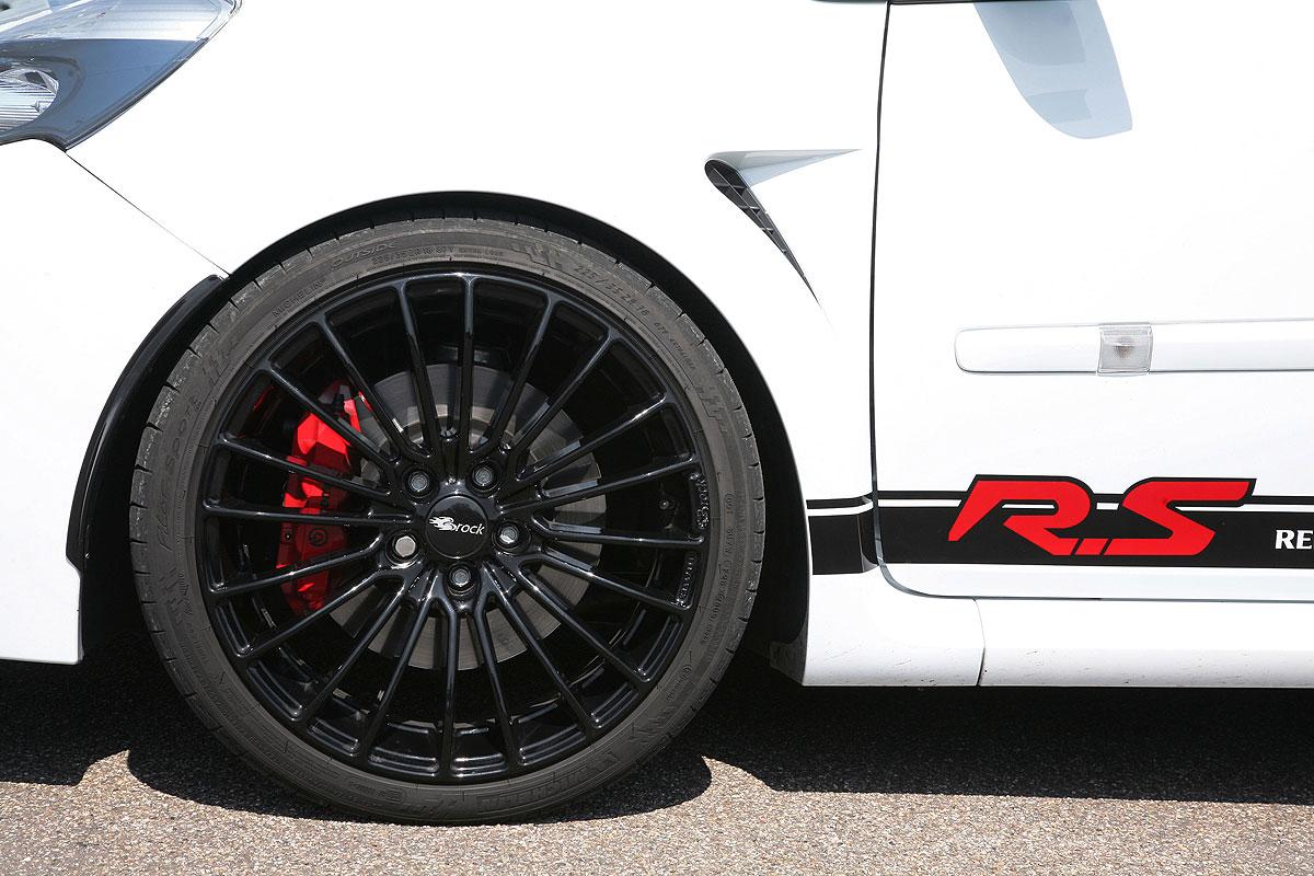 MR Car Design představil úpravy pro Renault Clio RS 10