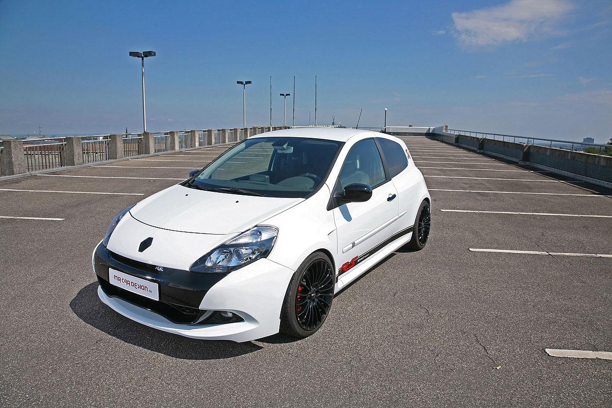 MR Car Design představil úpravy pro Renault Clio RS 2