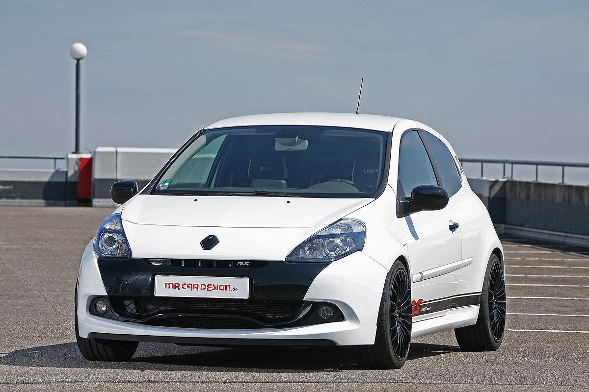 MR Car Design představil úpravy pro Renault Clio RS 3