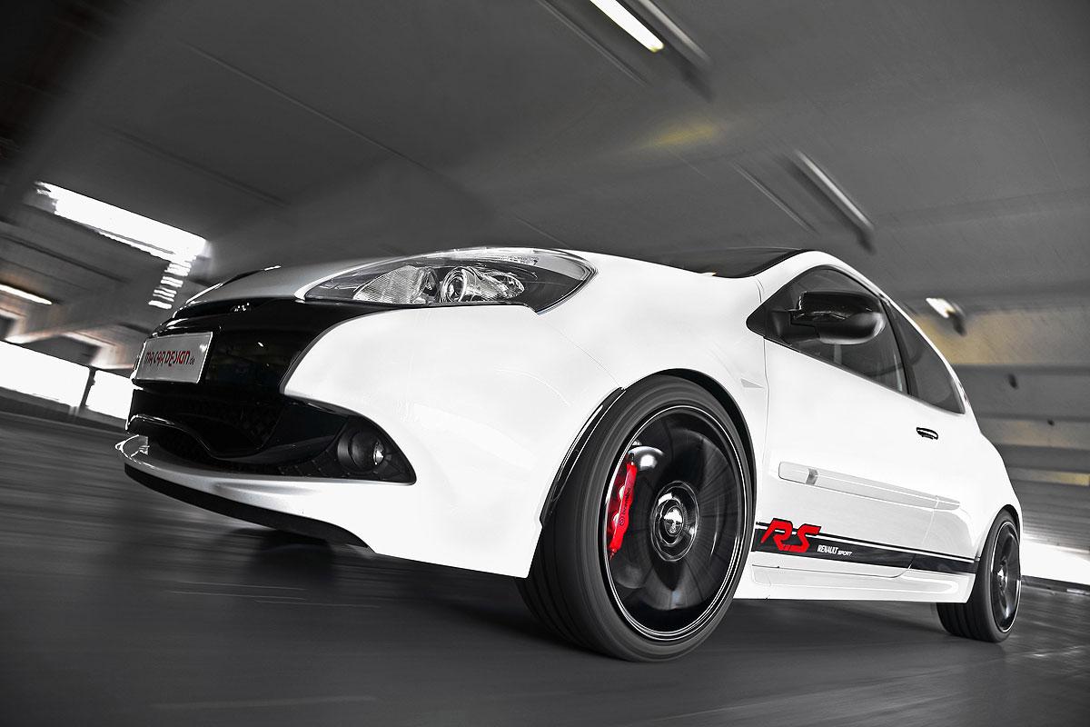 MR Car Design představil úpravy pro Renault Clio RS 6