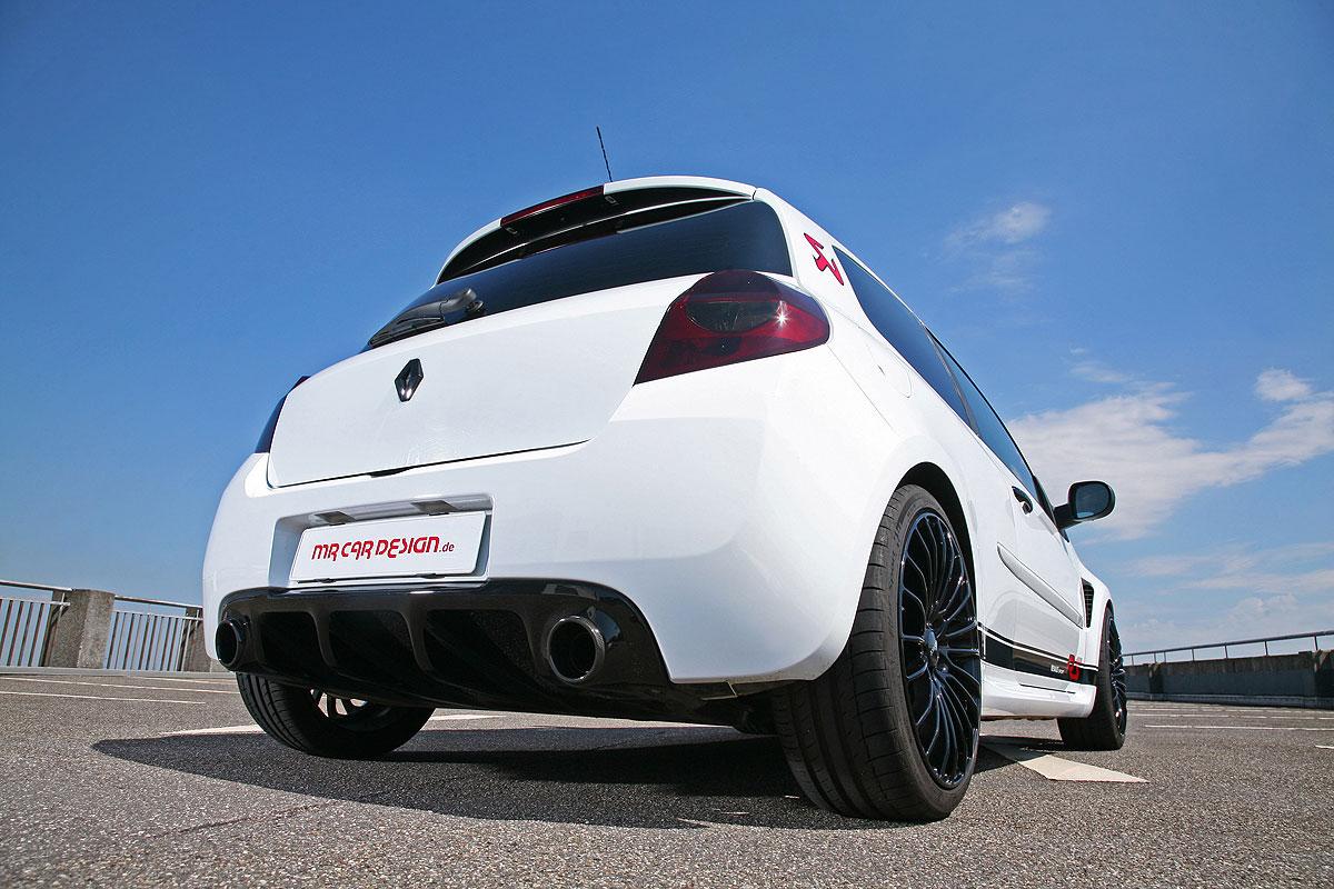 MR Car Design představil úpravy pro Renault Clio RS 7