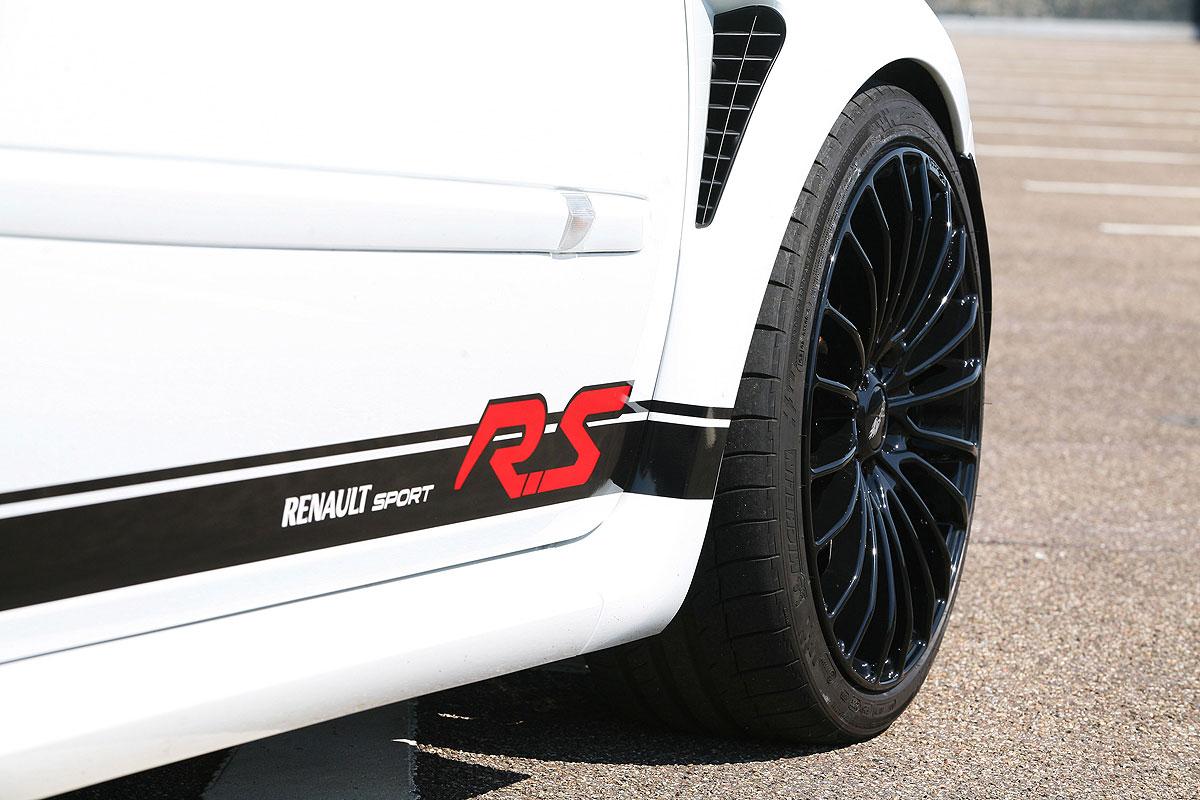 MR Car Design představil úpravy pro Renault Clio RS 9