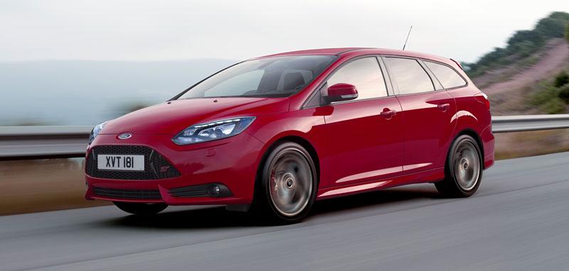 Nový Ford Focus ST i jako kombi 1