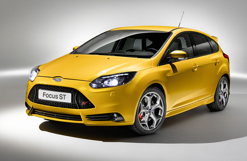 Nový Ford Focus ST i jako kombi 2