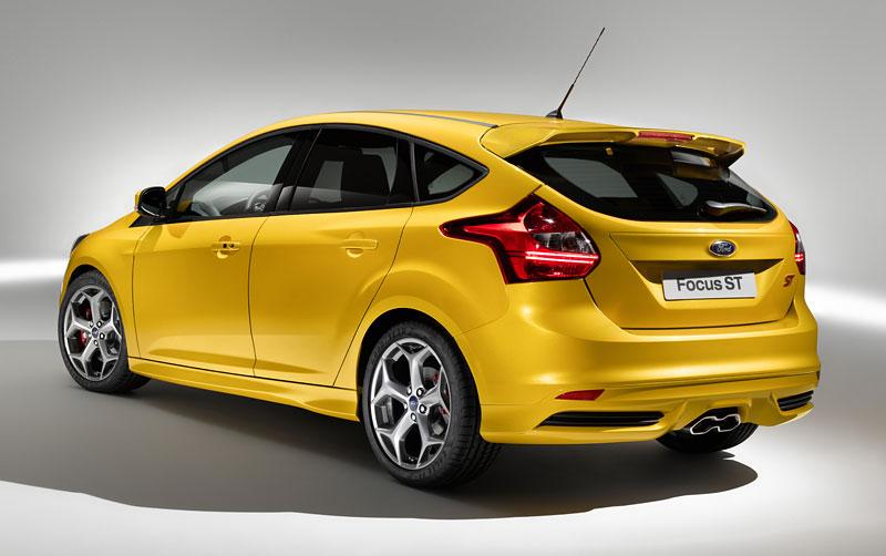 Nový Ford Focus ST i jako kombi 3