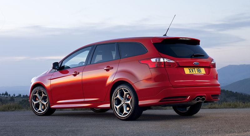 Nový Ford Focus ST i jako kombi 7