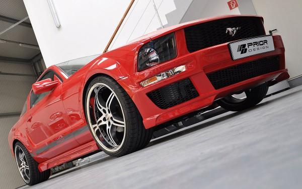 Nový aerodinamický kit pro Ford Mustang 1