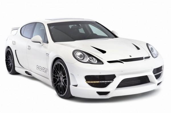 Porsche Panamera aneb Hamann Paragon Project 1