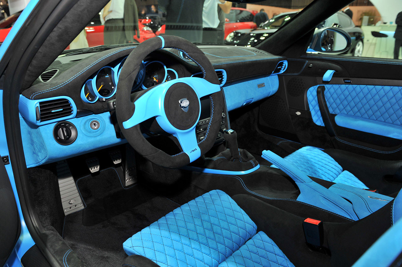 Techart ve Frankfurtu představil GTStreet RS 10