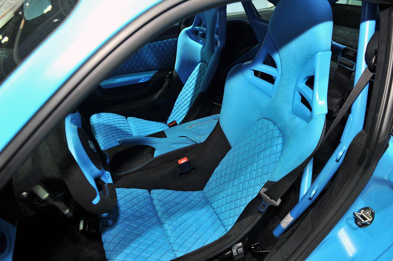 Techart ve Frankfurtu představil GTStreet RS 11