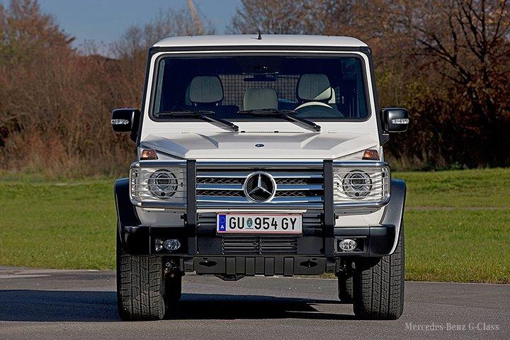 Arabské vozítko Mercedes-Benz G Arabia 100 pro náročné 2