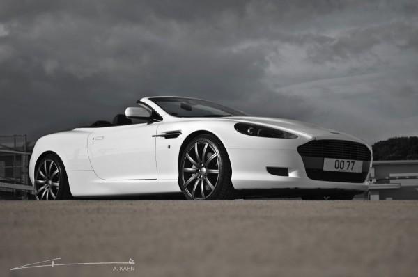 Aston Martin DB9 Volante od Project Kahn 1