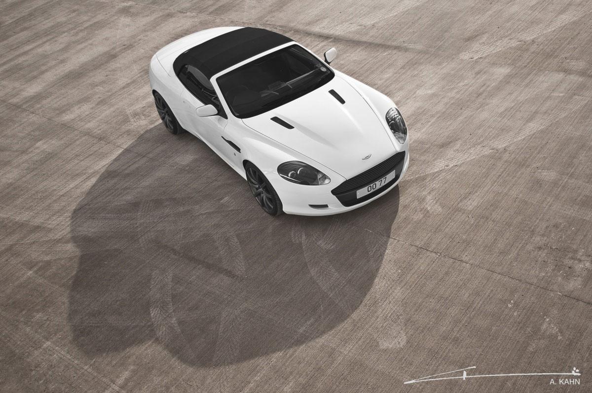 Aston Martin DB9 Volante od Project Kahn 2