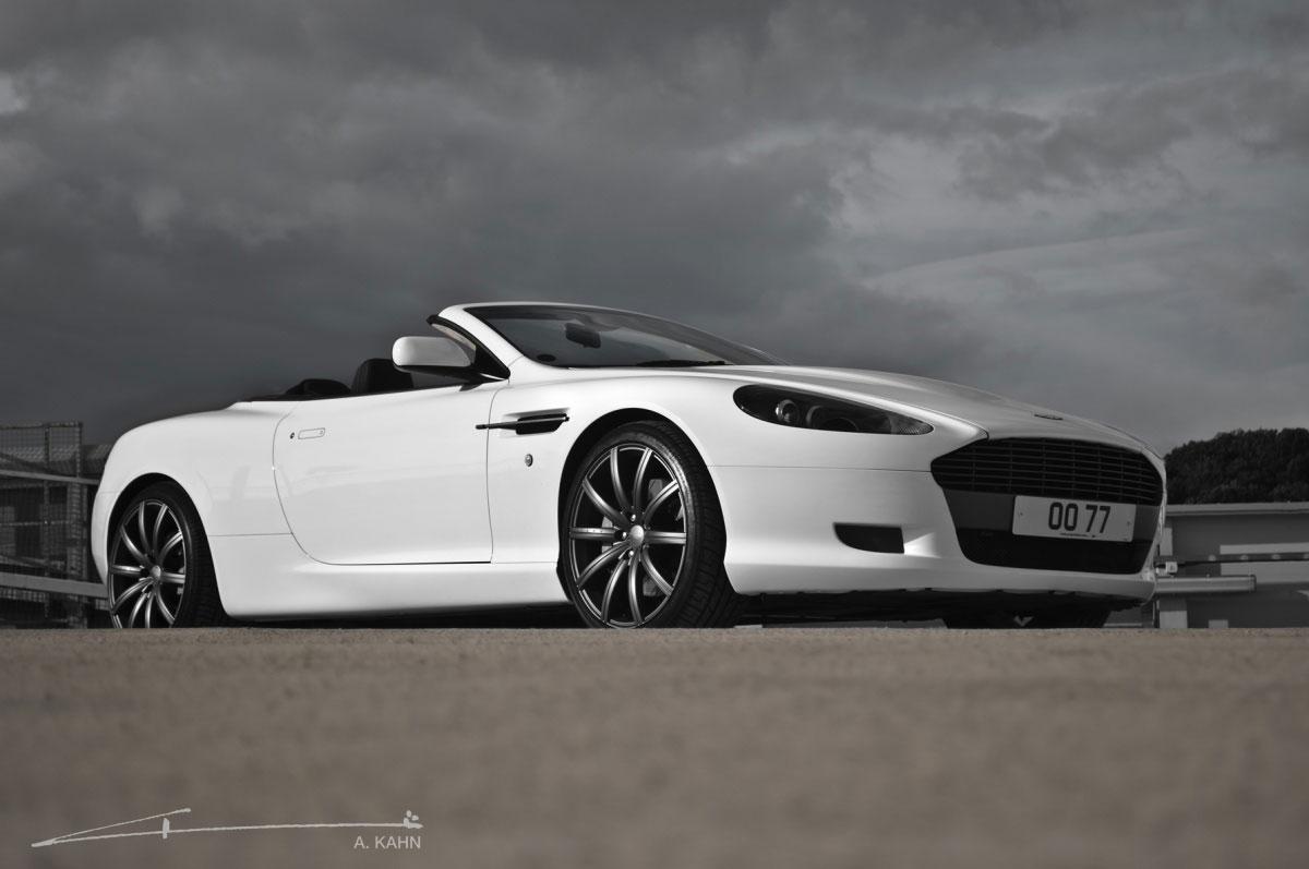 Aston Martin DB9 Volante od Project Kahn 4
