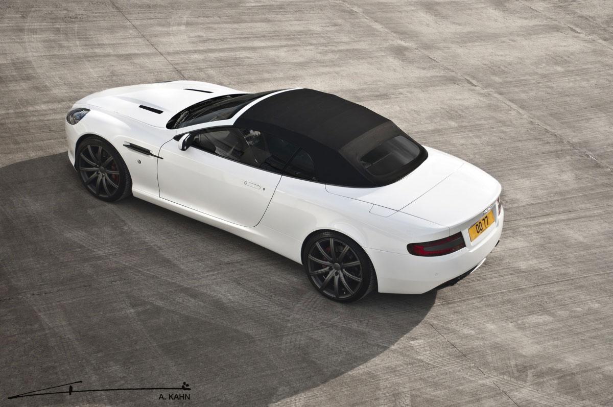 Aston Martin DB9 Volante od Project Kahn 5