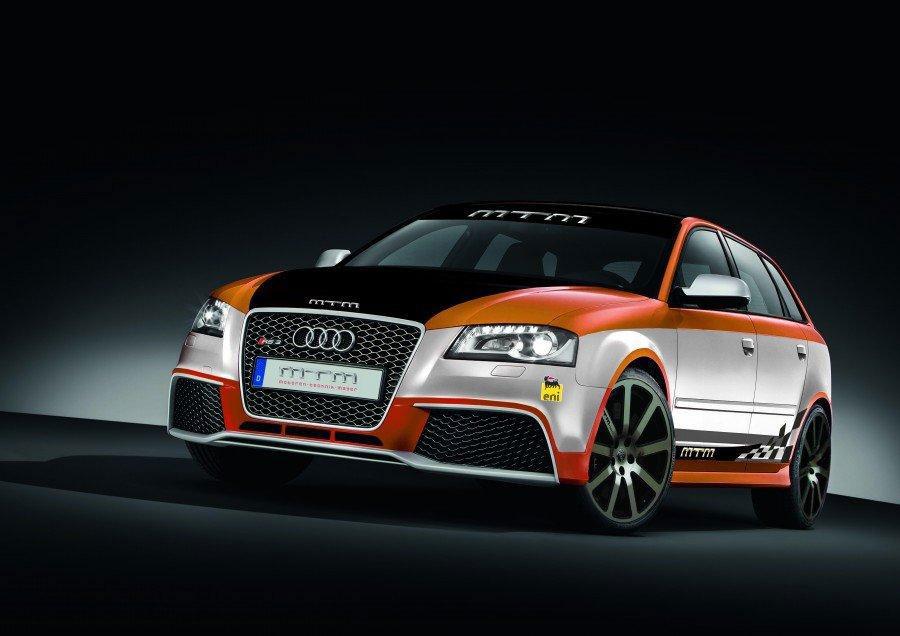 Audi RS3 Sportback s výkonem 470 koní od MTM 2