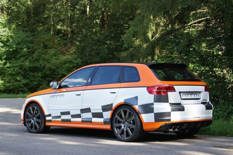 Audi RS3 Sportback s výkonem 470 koní od MTM 4