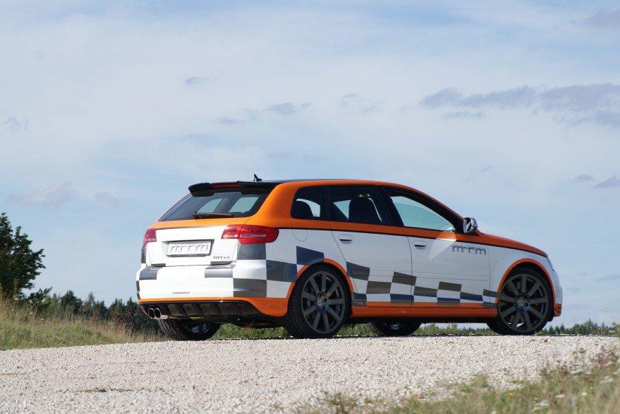 Audi RS3 Sportback s výkonem 470 koní od MTM 5