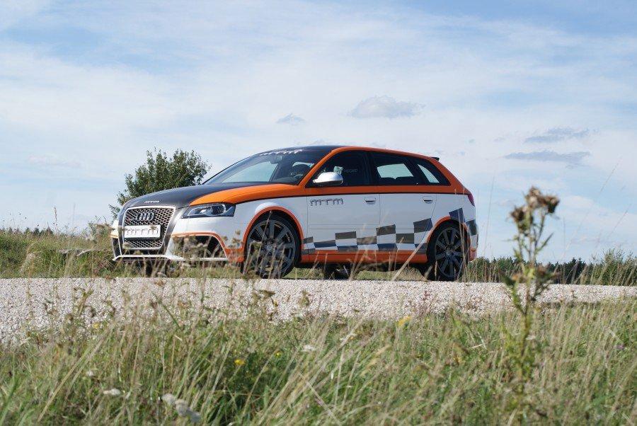 Audi RS3 Sportback s výkonem 470 koní od MTM 6