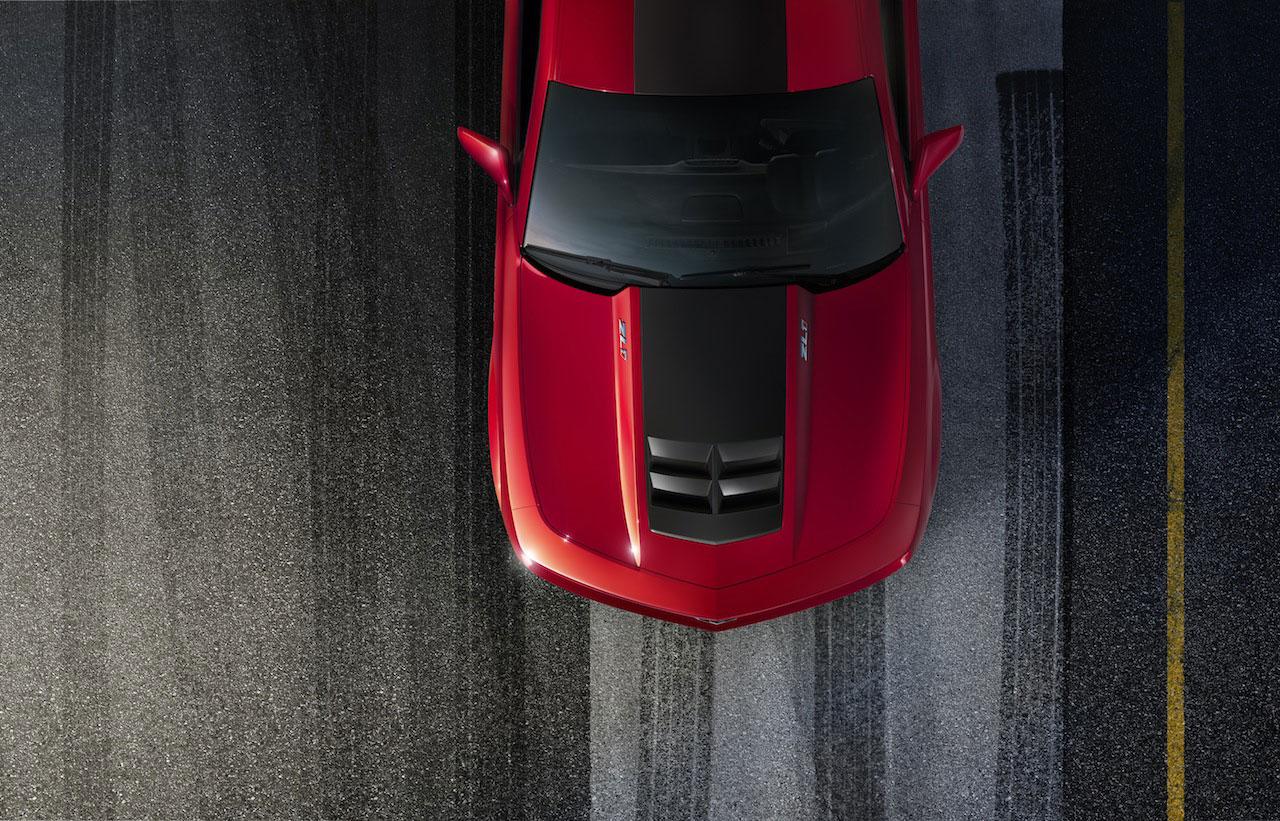 Chevrolet Camaro ZL1 dostalo od Hennessey Performance více než 1000 koní 6