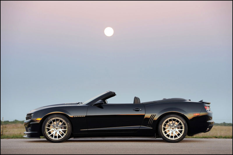 Hennessey představilo výroční HPE650 Supercharged Camaro 5