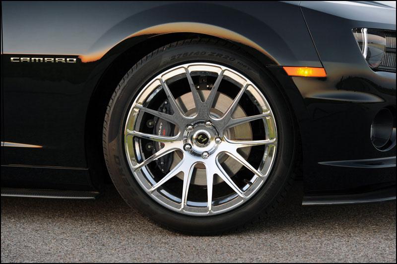 Hennessey představilo výroční HPE650 Supercharged Camaro 7