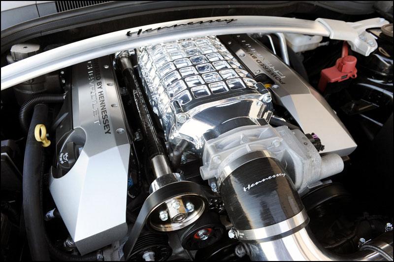Hennessey představilo výroční HPE650 Supercharged Camaro 9