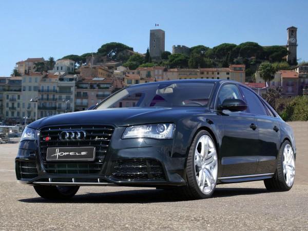Hofele Design elegantně upravil Audi A8 1